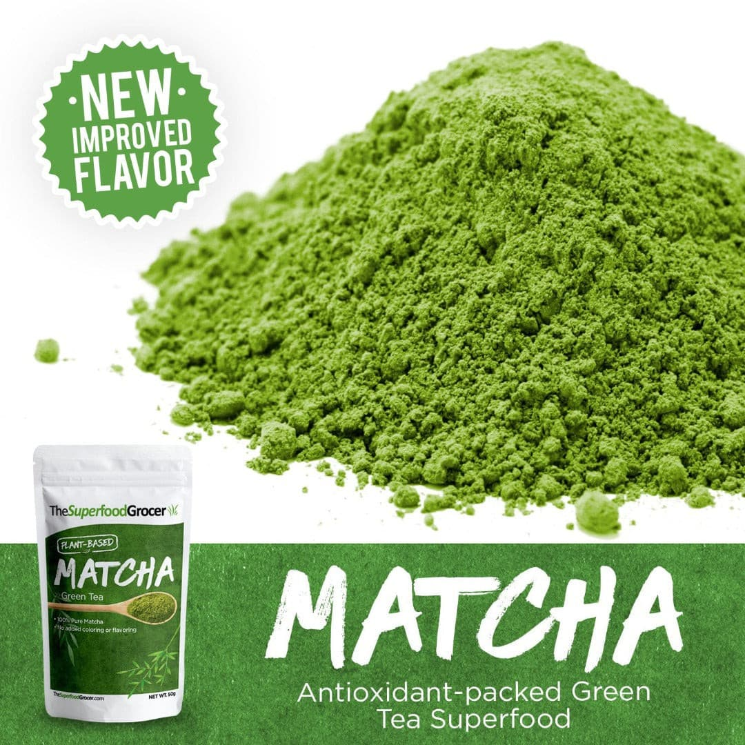 The Superfood Grocer Philippines Pure Green Organic Rice Long Grain 1 Kg Matcha Tea Powder