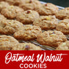Oatmeal Walnut Super Cookies