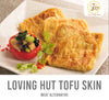 Loving Hut Tofu Skin