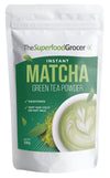 Instant Matcha & Houjicha Roasted Green Tea Bundle