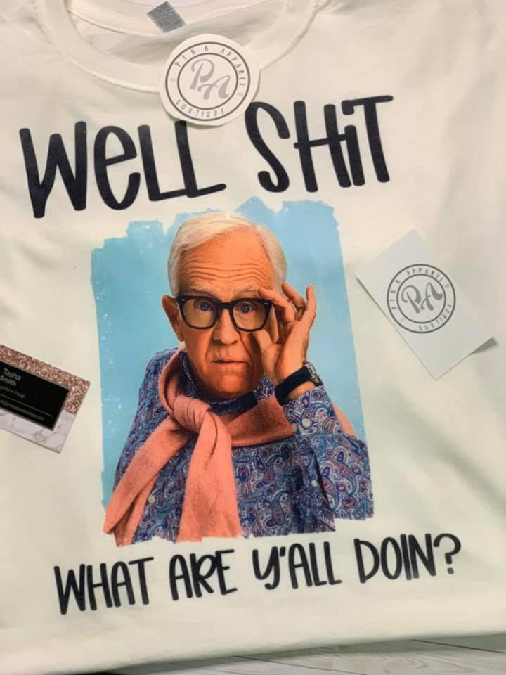 THE 'WHAT ARE YALL DOIN?' TEE