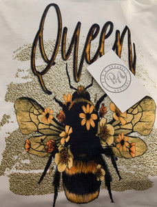 THE 'QUEEN BEE' TEE