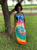 THE BEAT THE HEAT DRESS