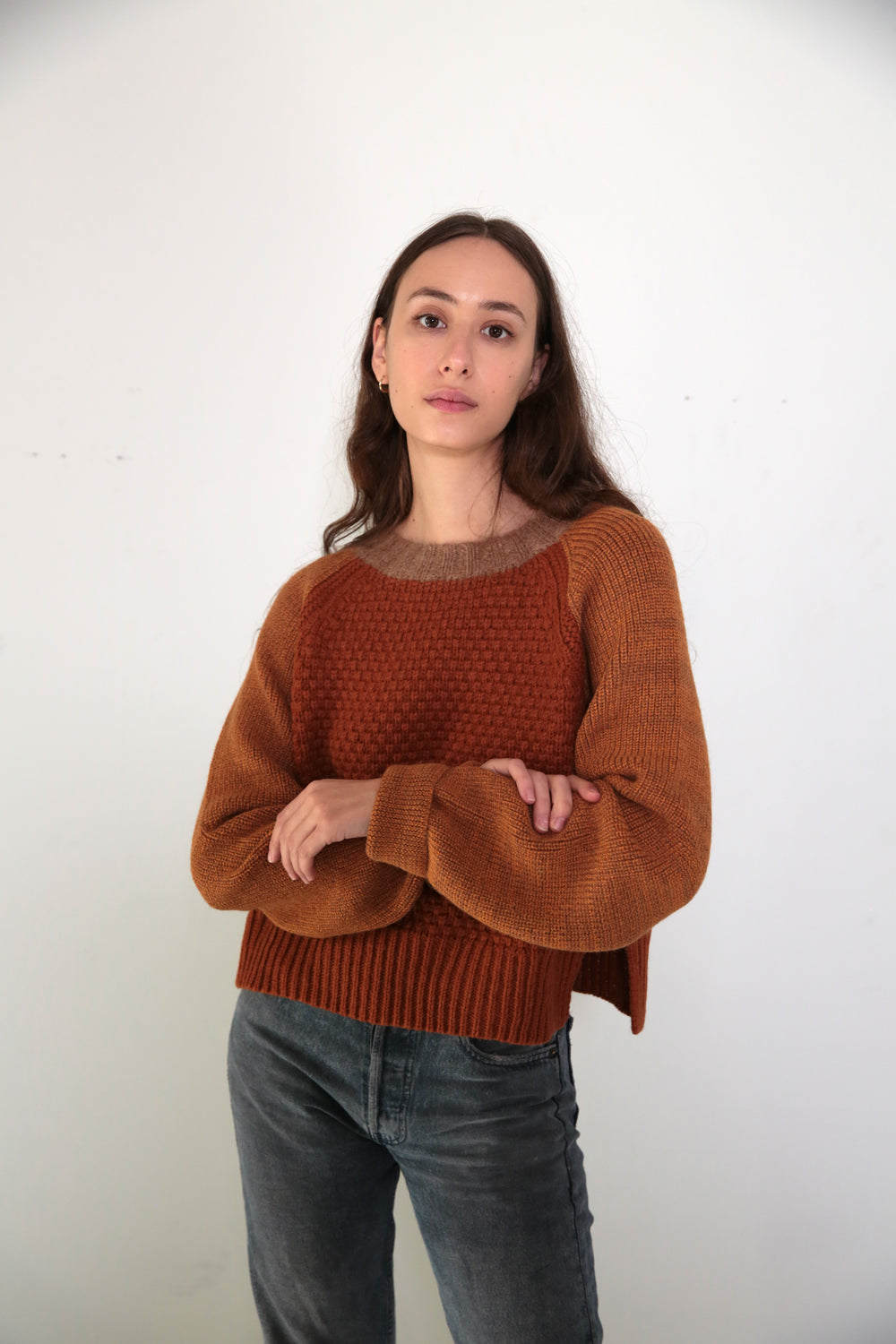 SEED SWEATER - SIENA
