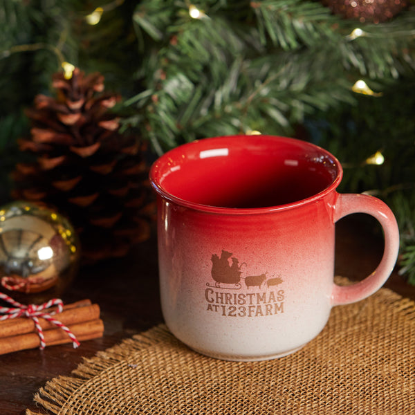 Mug - Christmas on the Farm