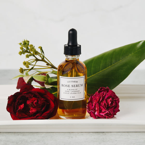 Rose Face Serum (with Rosebud)