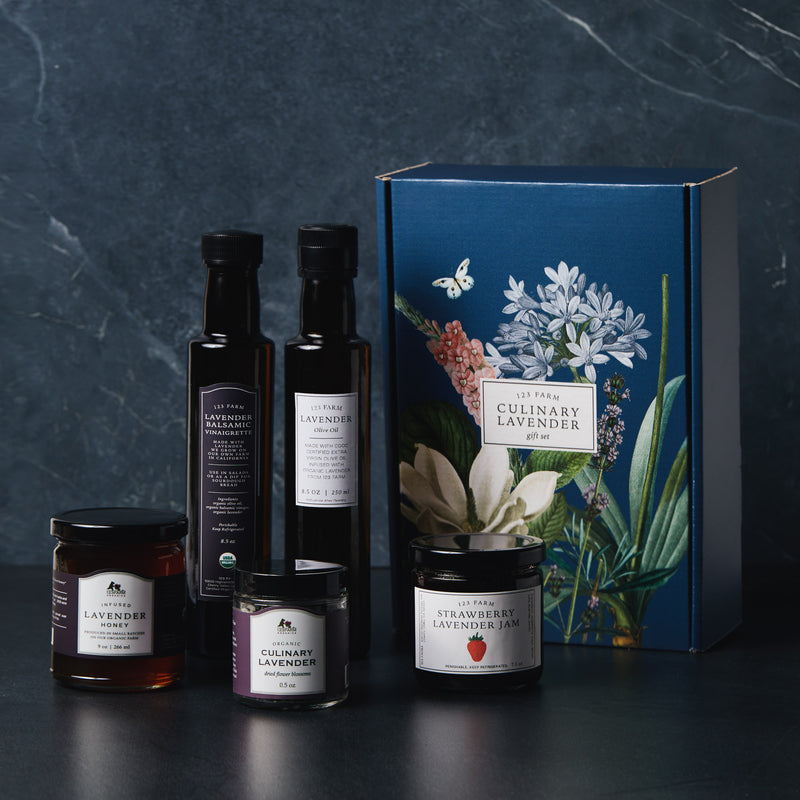Culinary Lavender Set