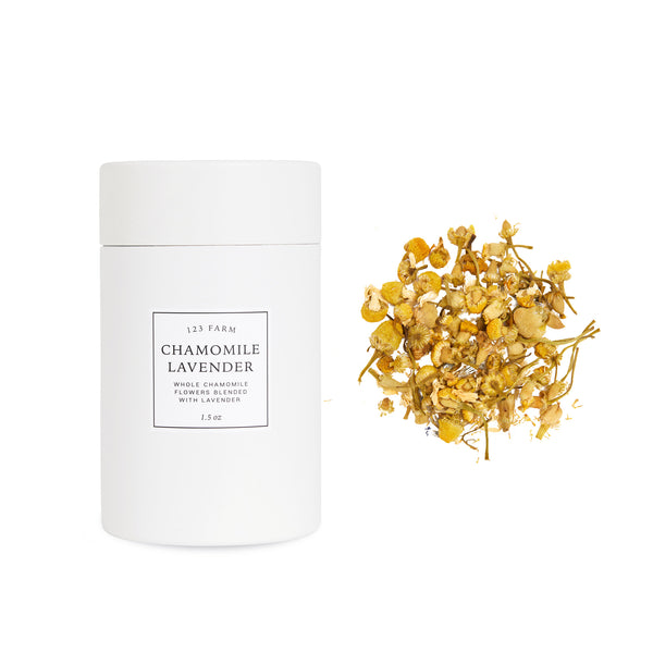 123 Farm Loose Leaf Chamomile Lavender Tea