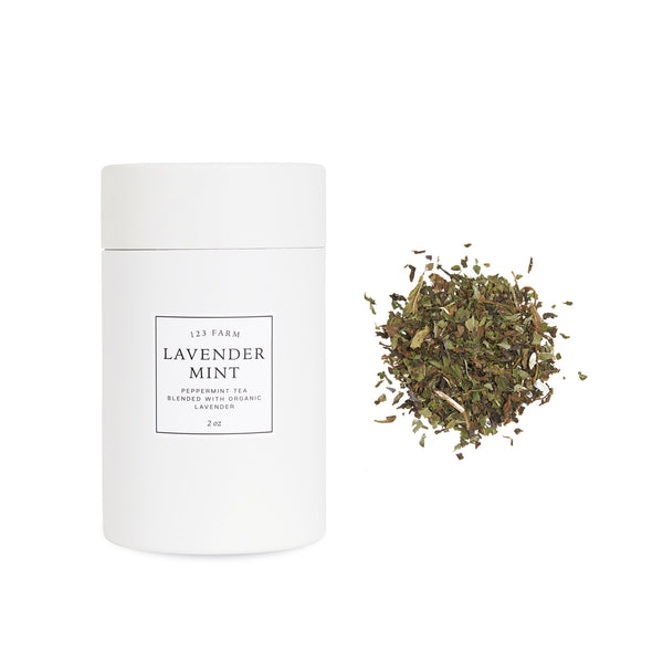 123 Farm Loose Leaf Lavender Mint Tea