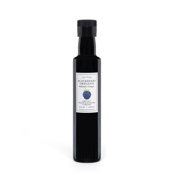 Balsamic Vinegar - Blackberry Oregano