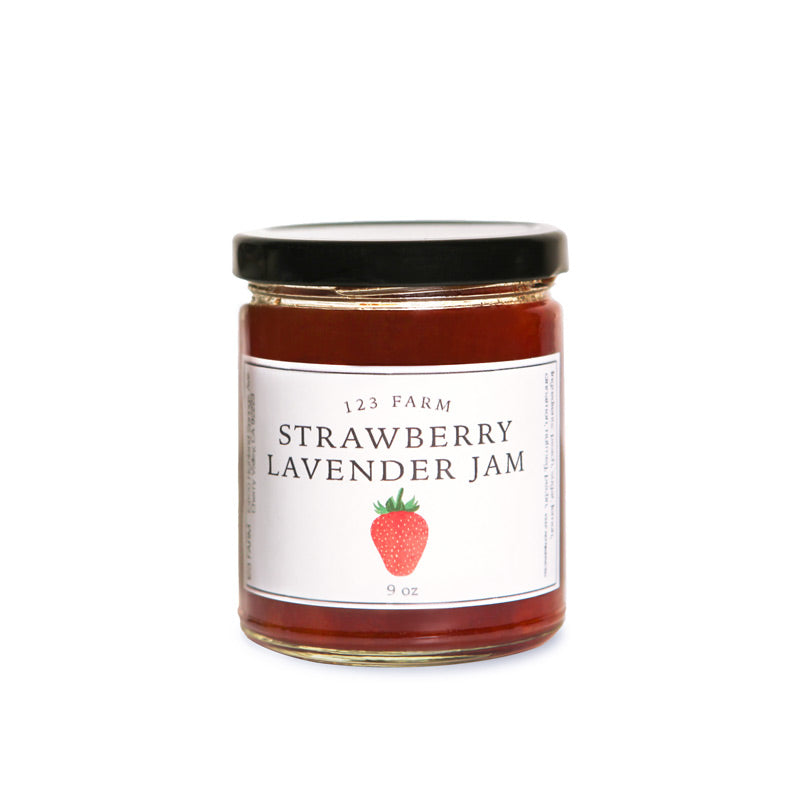 Jam - Strawberry Lavender