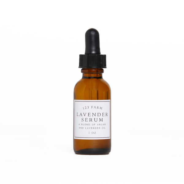 123 Farm Lavender Face Serum