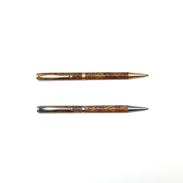1100 Year Old Grand Oak Writing Tool - Ballpoint Pen