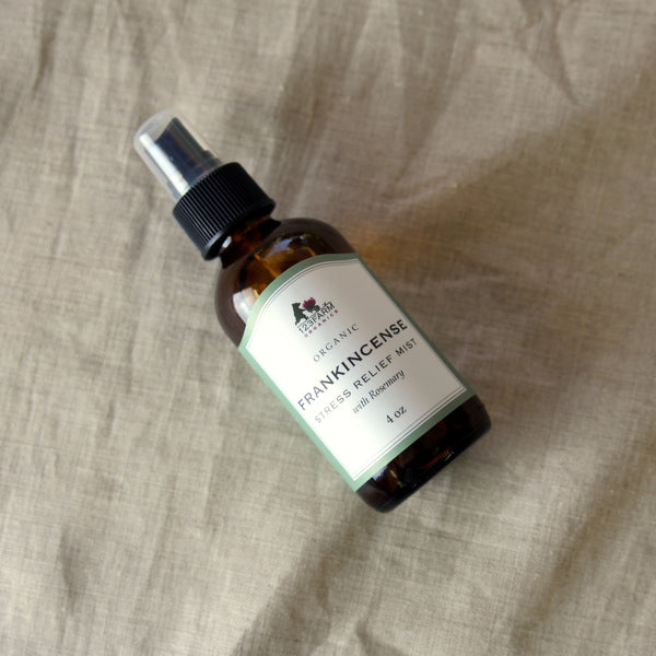 Face & Body Mist - Frankincense Stress Relief