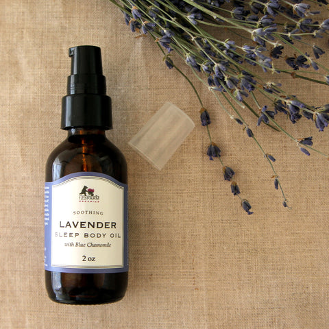 Body Oil- Lavender Sleep