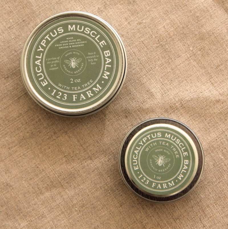 Body Balm - Eucalyptus Muscle