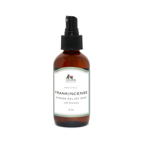 Face & Body Mist- Frankincense Stress-Relief