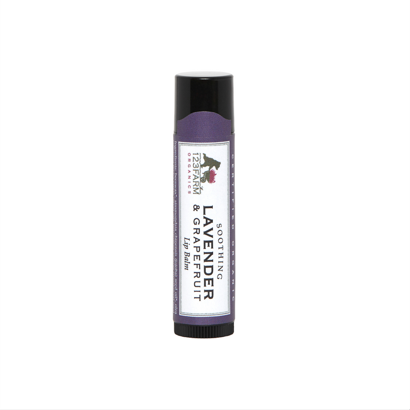 Lip Balm - Lavender & Grapefruit