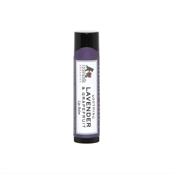 Lip Balm- Lavender & Grapefruit