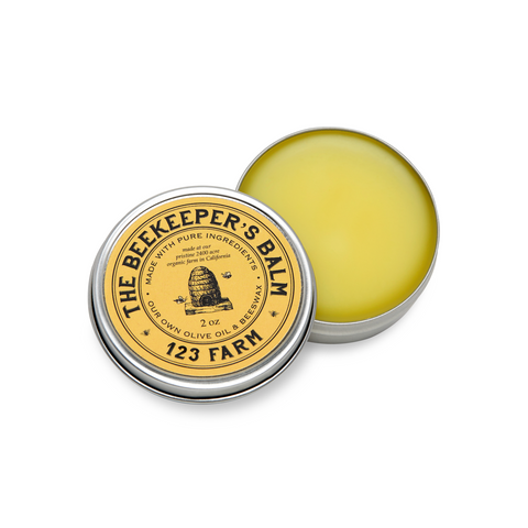 Body Balm for Ezcema- The Beekeeper's Balm