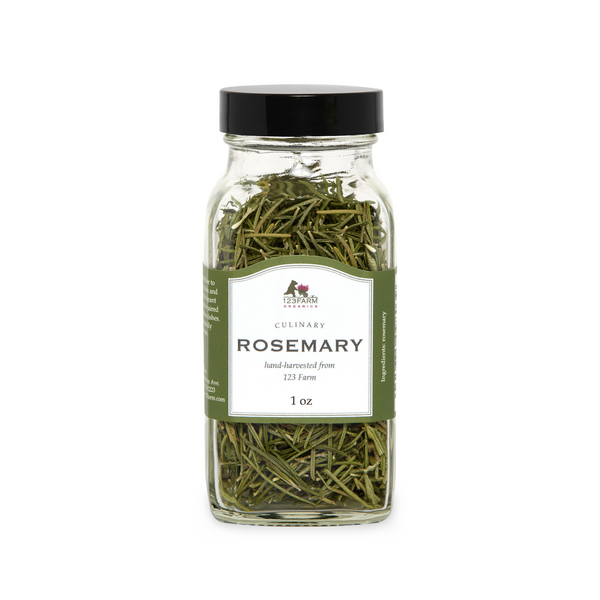 Herbs- Dried Rosemary | 123 Farm Online Store