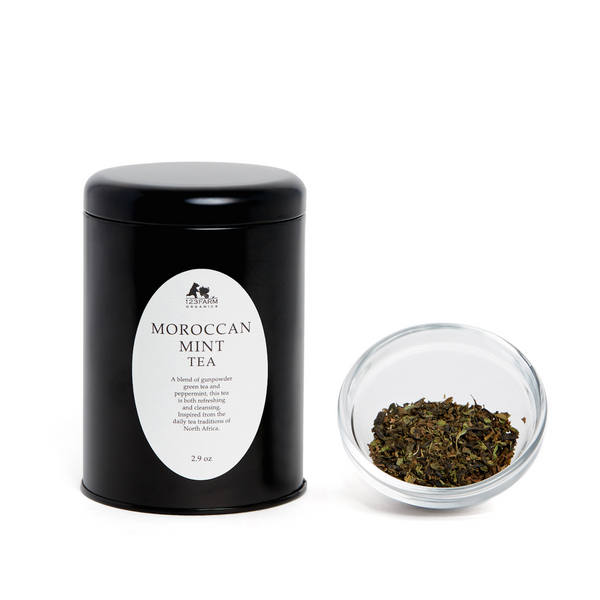 123 Farm Loose Leaf Moroccan Mint Tea