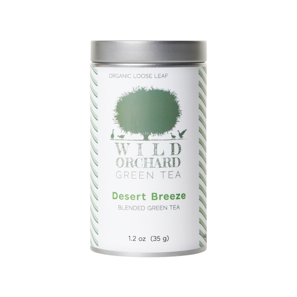 Desert Breeze | Wild Orchard Green Tea