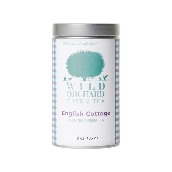 English Cottage | Wild Orchard Green Tea