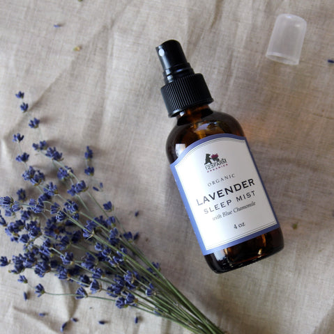 Lavender Sleep Body Mist