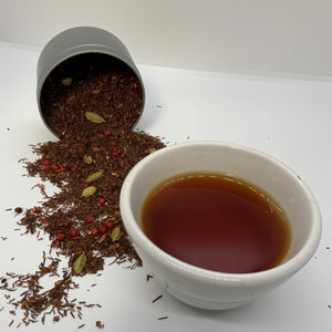 African Spicy Rooibos Loose Leaf Tea