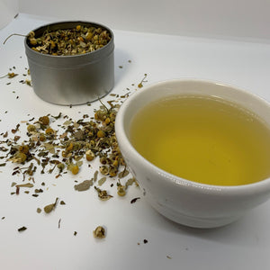 Eucomint Loose Leaf Tea