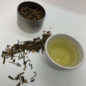 Gen Mai Cha Loose Leaf Green Tea