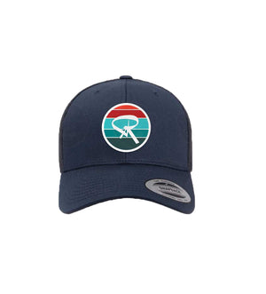Trucker Hat Navy Blue