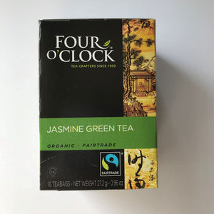 Four O'Clock Jasmine Green Tea