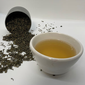 Pan Fired Loose Leaf Green Tea