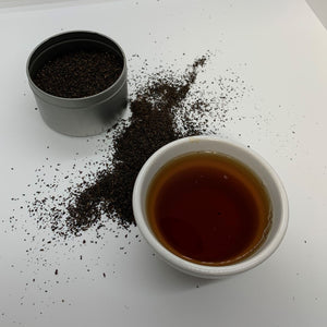 Traditional Black Loose Leaf Tea