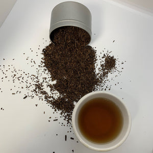 Yerba Mate Roasted Loose Leaf Green Tea