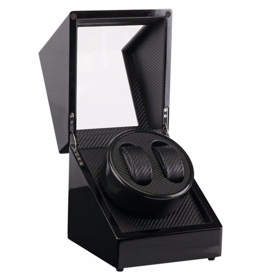Remontoir montre automatique Black Wood</br> 2 Slots
