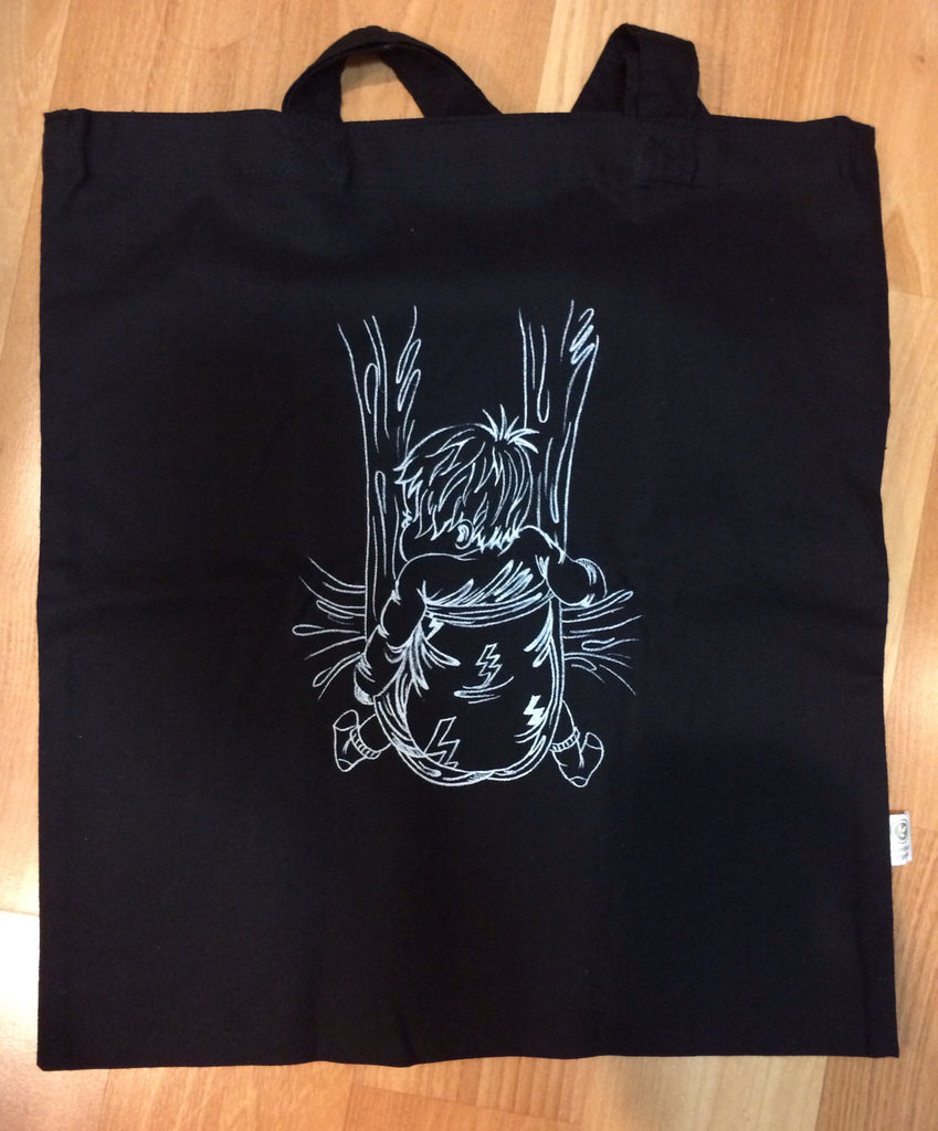 The Sweet Potatoe - Wear Me Tote - Black