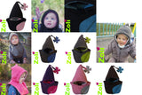 Zoli baby and toddler hat color options