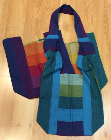 Girasol Wrap Bag - Northern  Lights