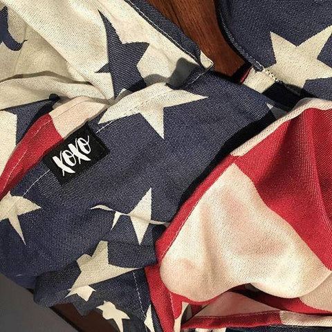 XOXO Buckle Wrap Americana Limited Edition