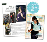 Sept 2014 issue of Babywearing: the magazine