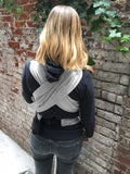 XOXO Buckle Wrap Everyday Gray
