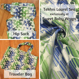 Tekhni Laurel Sea Hip Sack