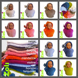 Zoli Newborn Polar Cap color options
