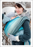 Girasol Glace Woven Wrap at Sweet Baby Wraps