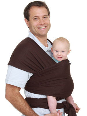 b48a44bfdaa Moby Wrap - Chocolate – Sweet Baby Wraps