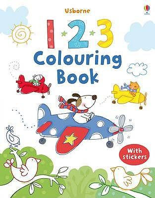 123 Colouring Book