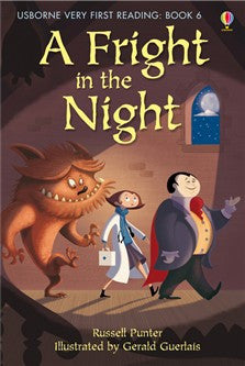 A Fright In The Night Book 6: Very First Reading